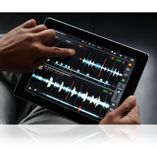 Traktor : Dj Software : Traktor Dj | Products for the iPad