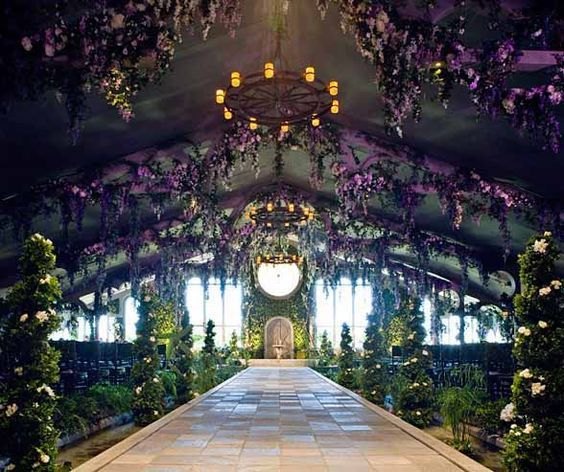 Fantasy Wedding Venue Check us out on Fb- Unique Intuitions #uniqueintuitions #enchanted #wedding                                                                                                                                                                                 More