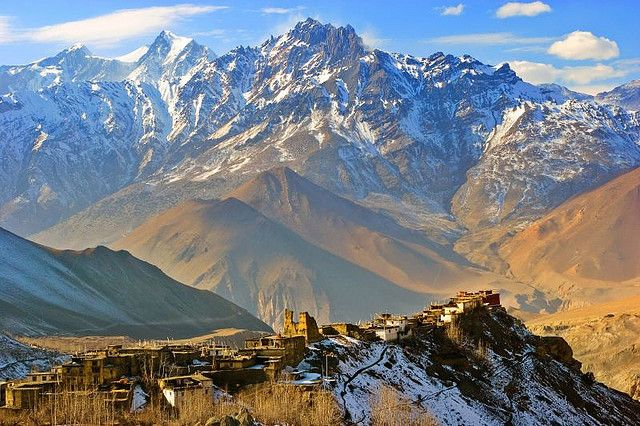 Muktinath Valley, Nepal