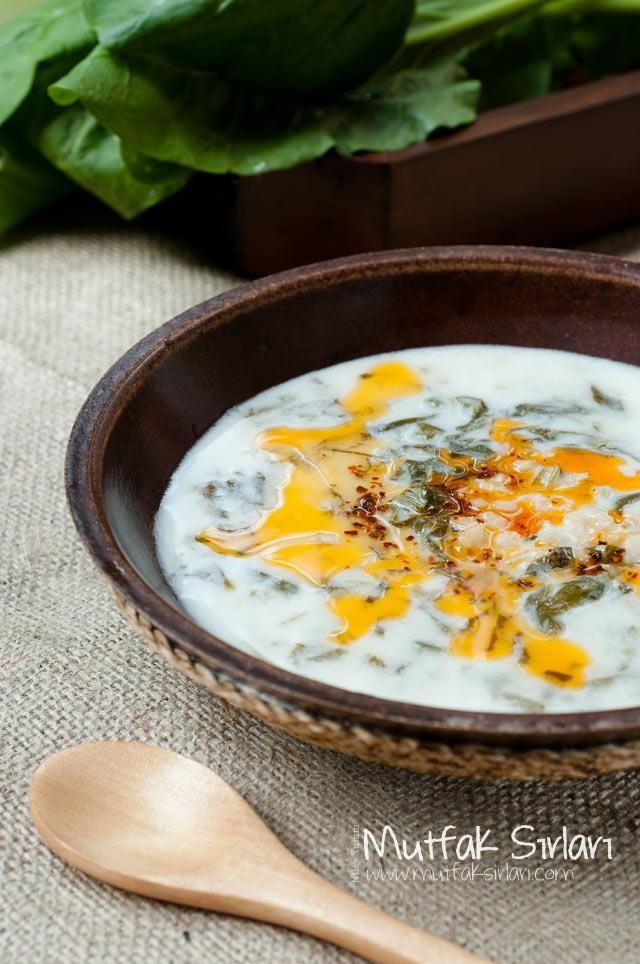 Pazılı Soğuk Çorba - Tarifin püf noktaları, binlerce yemek tarifi ve daha fazlası...