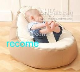 Wholesale Original doomoo baby beanbag chair,PLain kids bean bag sleeping beds,relaxing chair, Free shipping, $14.63-39.9/Piece   DHgate