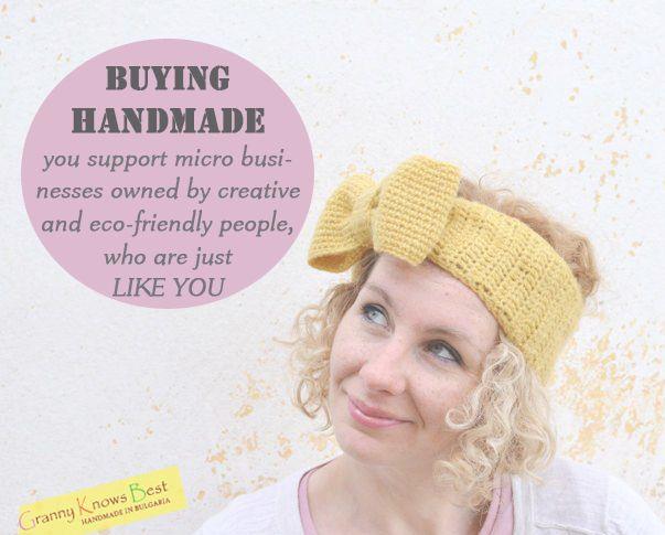 Buying #Handmade