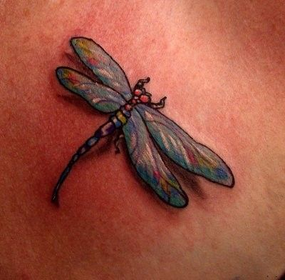 dragon fly tattoo by ~micmacmaniac on deviantART