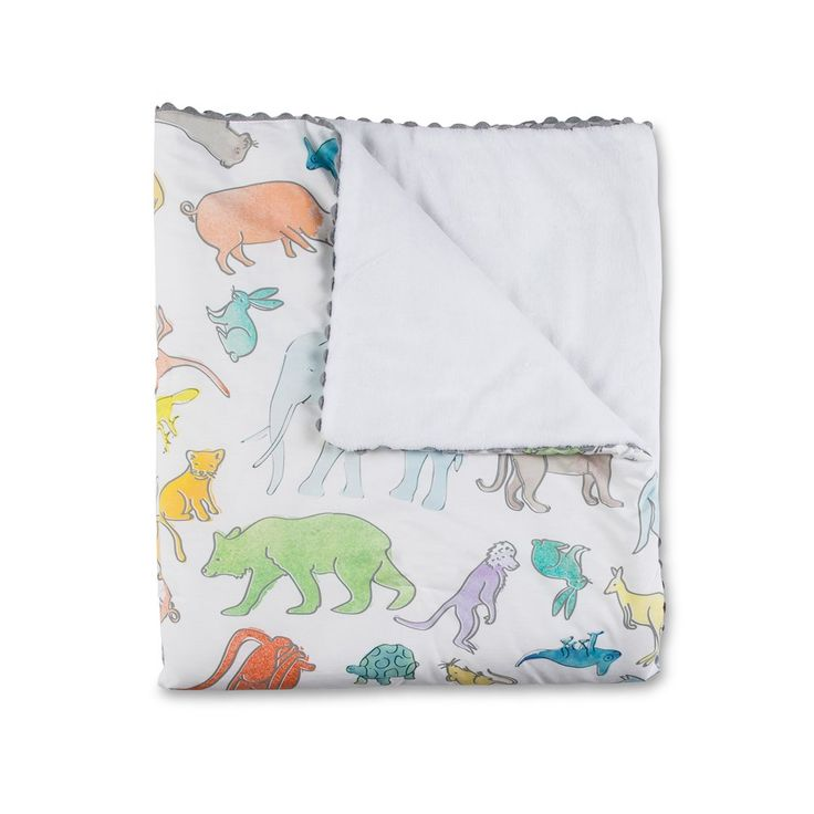 Quilt / Play Mat - Great & Small
