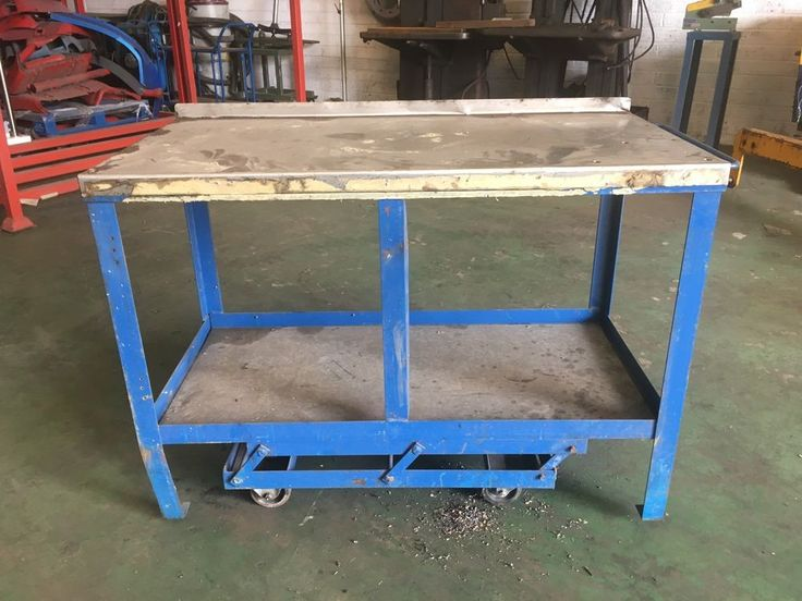 Best 25 Metal Work Bench Ideas On Pinterest Tool Bench