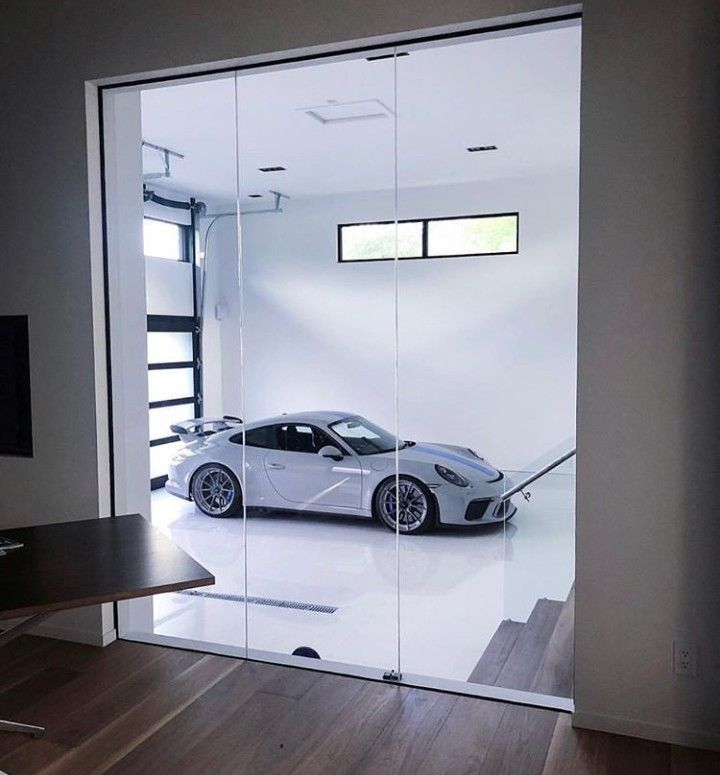 The perfect view into the garage – Franz Schmid – #Franz #garage #perfect #Schmi…