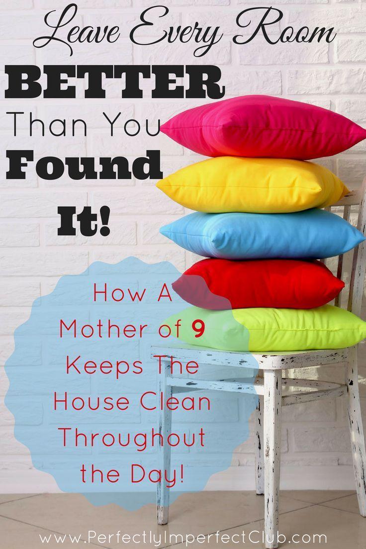 Homemaking Tips Tricks . Large Family . Organization .