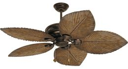 Tropical Ceiling Fans | Save on Bamboo Fans