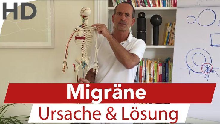 Wie entsteht Migräne? In diesem Video erklärt Schmerzspezialist Roland Liebscher-Bracht wie Migräne entsteht. Eine ursächliche Behandlung ist das Ziel der LN...