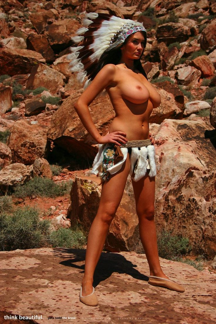 american indian tits Native