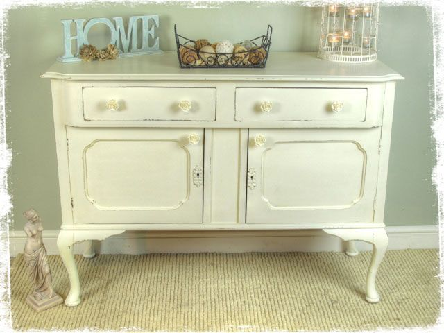 best 25 shabby chic sideboard ideas on pinterest painted picture frames distressed picture. Black Bedroom Furniture Sets. Home Design Ideas
