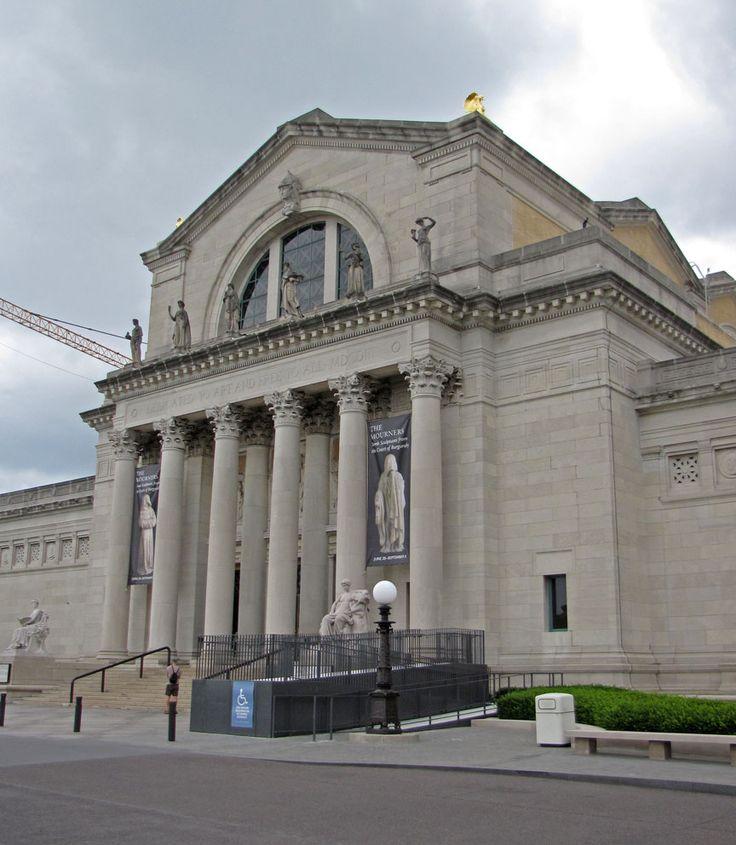 Midwestern art museum