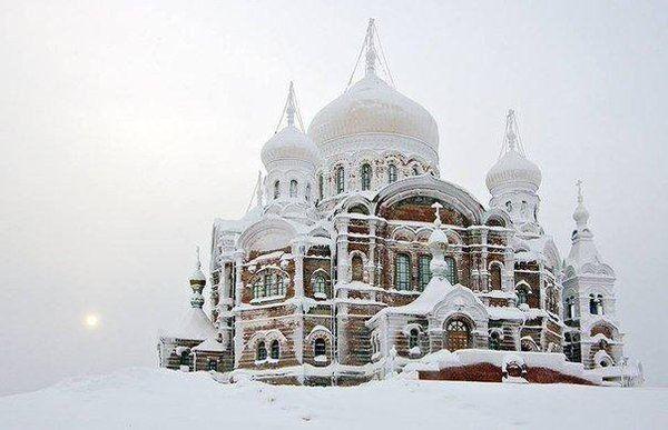 Белогорский монастырь, Россия