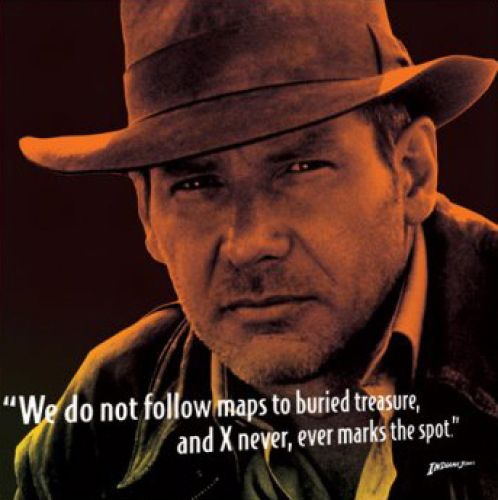 Indiana Jones is my hero!