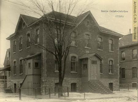 École Saint-Patrice – Saint Patrick School