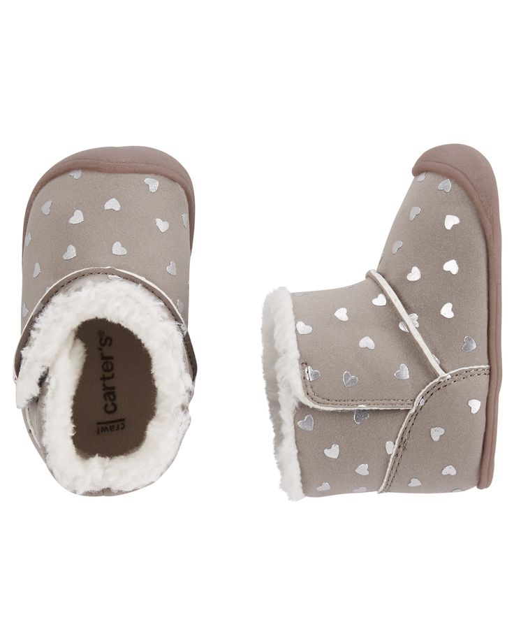 Baby Girl Carter's Every Step Stage 1 Shoe | Carters.com