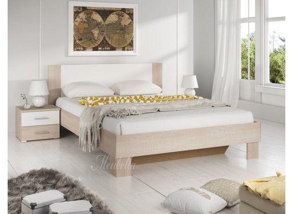 Tweepersoonsbed Victor is een houten bed uitgevoerd in een landelijke stijl. Dit bed is afgewerkt in licht eiken met wit. Inbegrepen in de getoonde prijs is een standaard lattenbodem en de twee bijpassende nachtkastjes. Tweepersoonsbed Victor is onderdeel van een uitgebreid woonprogramma waarmee je een compleet nieuwe sfeer in huis kan creëren. https://www.meubella.nl/slaapkamer/bedden/tweepersoonsbedden/tweepersoonsbed-victor-licht-eiken-wit-160x200-cm.html