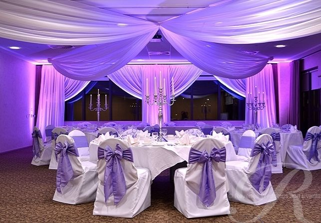 wedding venue decorations ideas Wedding backdrop and drape ideas