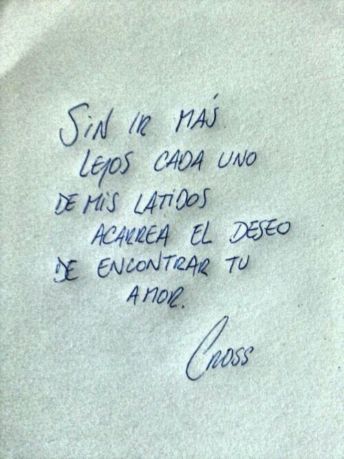 Cross Matteoda Palabras De Pasion Poesia De Deseo Y Fuego