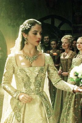 "Mary Stuart - Reign ""Pulling Strings"" Season 4, Episode 9"