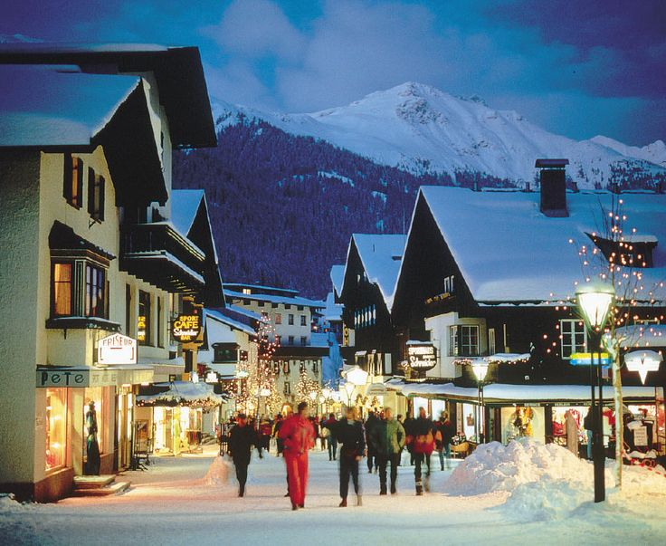 St Anton's – one of Europe's top ski resorts
