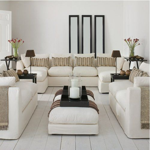 56 best hogar decoración images on Pinterest Home ideas, Bedroom - ideas para decorar la sala