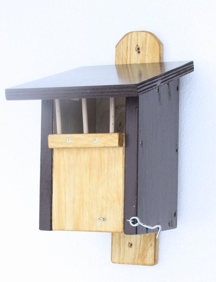 les 174 meilleures images du tableau nichoirs pour petits. Black Bedroom Furniture Sets. Home Design Ideas
