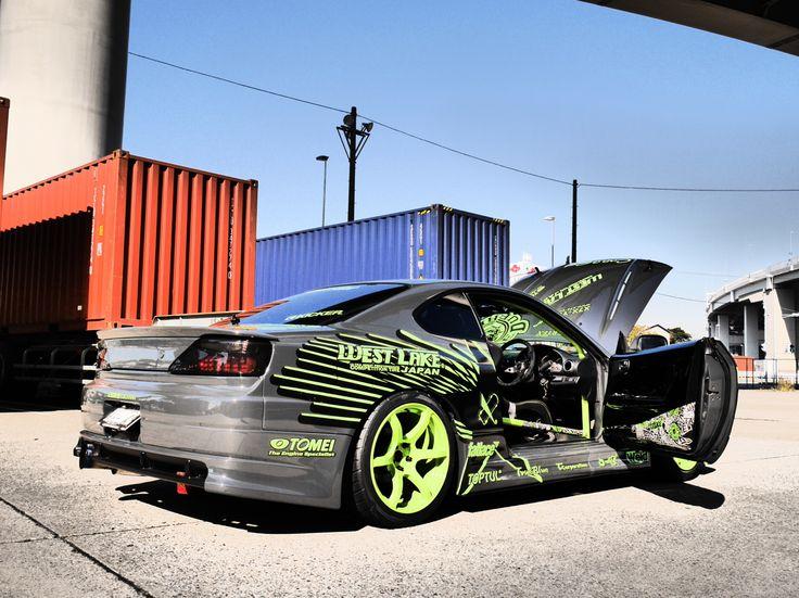 Superior #DUPREE #Nissan #s15 #Silvia #Drift #CarAudio #KICKER #TokyoAutoSalon