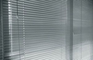 Slimline venetians come in a range of different colours