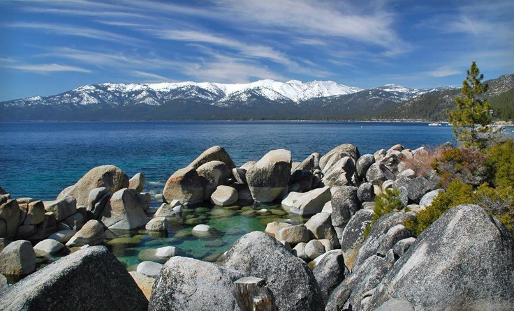 Groupon - Two-Night Stay with Food and Beverage Credit at Lake Tahoe Vacation Resort in California. Groupon deal price: $139.00