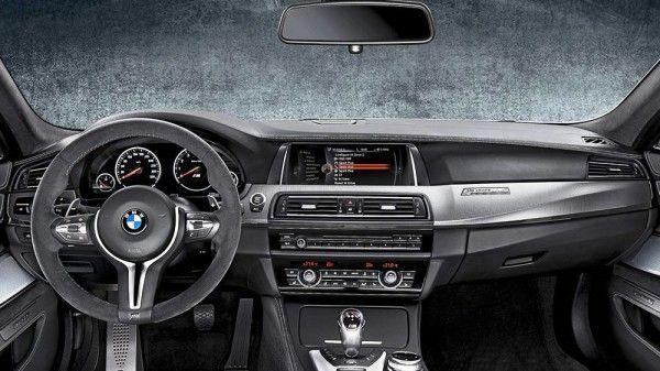2014 BMW M5 30 Jahre M5 Temperature Control 600x337 2014 BMW M5 30 Jahre M5 Review