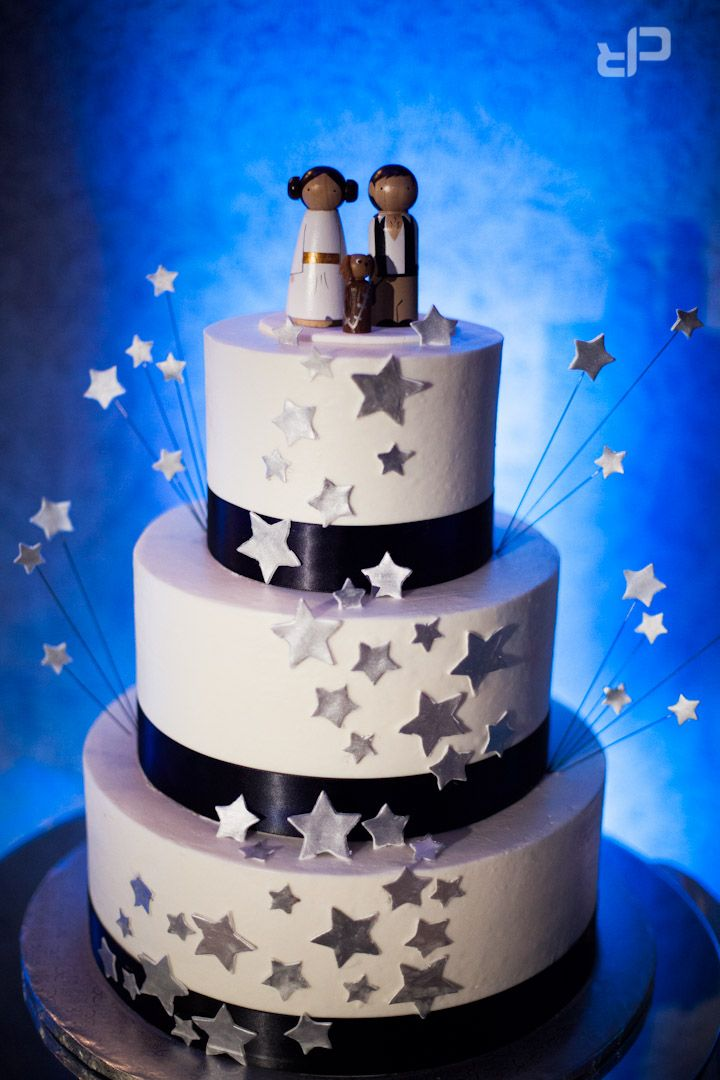 EL 660 720x1080 Star Wars Wedding CakeStar CakeWedding CakesBlue Silver WeddingsCake IdeasWedding PlanningNavy