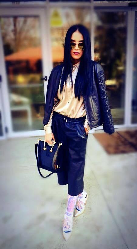 Prezentatoarea TV Adelina Pestritu a ales geanta Danielle!  http://www.adona.ro/geanta-danielle.html