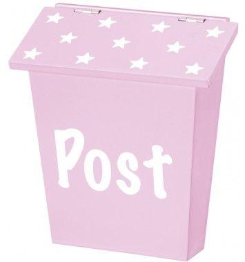 Kids Concept Postkasse Star Rosa - Interiør