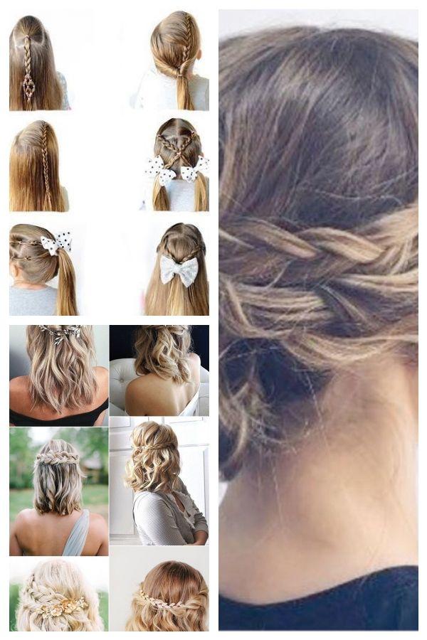 5 Minuten Frisuren Fur Schulmadchen Frisur Frisur Frisuren Hair Styles Beauty Dreadlocks