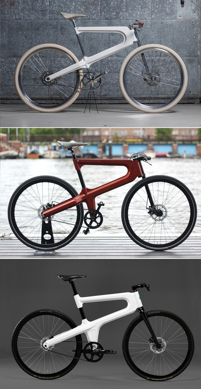The Dutch are internationally famous for their cycling culture. But while the country was at the forefront of bike tech and production 100 years ago, Dutch bikes nowadays aren't known for being light, modern or domestically produced. Designer Bob Schiller is hoping to change that with Mokumono. Mokumono is a