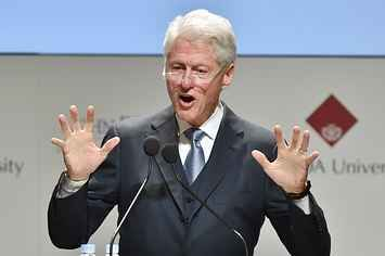 Bill Clinton Steps Down As Honorary Chancellor Of World's Largest For-Profit College Chain