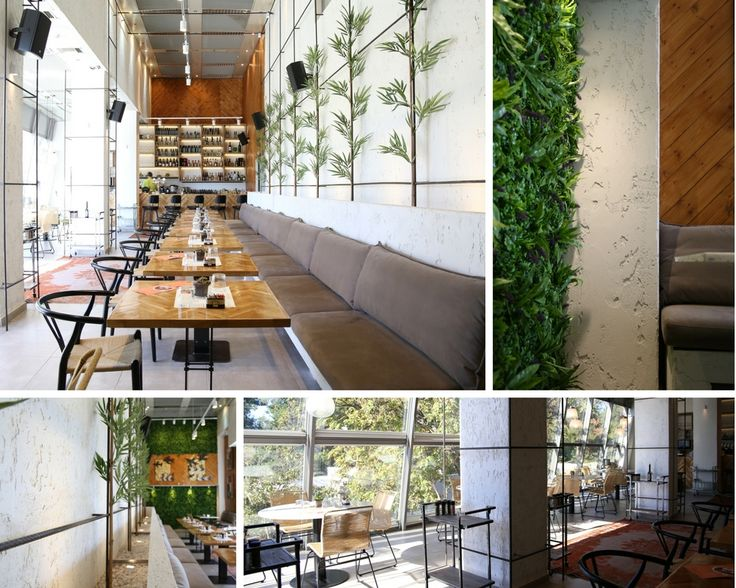 Unique spaces created with ISOMAT materials! Take a look at this beautiful new restaurant of the Teloglion Foundation of Art in Thessaloniki, Greece! The decorative rough-textured finish on the walls has been created with the water-repellent render MARMOCRET Decor. The wood paneling on the walls has been treated with our premium quality wood protection varnishes and preservatives, while for the restaurant's construction have also been used tile adhesives, grouts and ISOMAT COLOR SYSTEM…