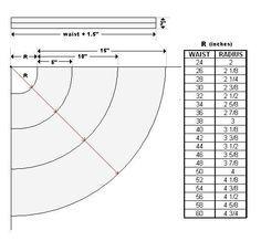 Edde Cf C F F F Ee Long Circle Skirt Circle Skirts