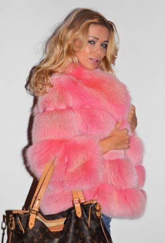 1000  images about Faux fur on Pinterest | Faux fur coats Pink