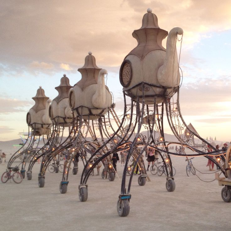 30 Amazing Photos That Will Make You Wish You Were At Burning Man 2014 - mindbodygreen.com