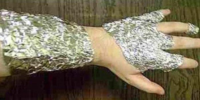 Cuando Veas Lo Que Hace El Papel De Aluminio Lo Usaras En Todo Tu Cuerpo!