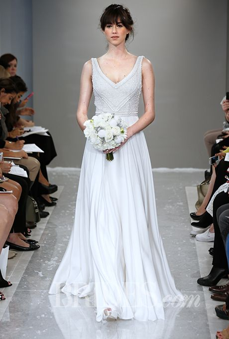 Free-Flowing, Fall Bridal Gowns For Your Vow Renewal: Part 2 | I Do Take Two