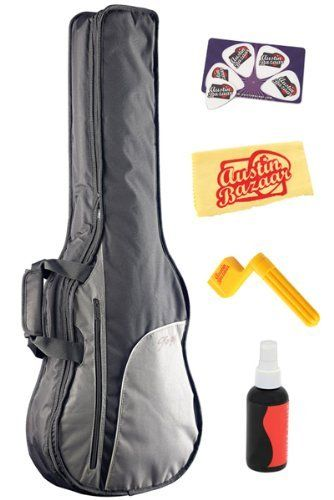 3/4-Size Classical Guitar Accessory Pack with Stagg STB-10C3 Padded Gig Bag, String Winder, Pick Card, Polish, and Polishing Cloth by Stagg. $29.99. 3/4-Size Classical Guitar Accessory Pack includes Stagg STB-10C3 Padded Gig Bag, String Winder, Pick Card, Polish, and Polishing Cloth. This durable nylon gig bag is ideal for 3/4 size classical style acoustic guitars. Whether you're a musician on the go or want to protect your guitar when it's not in use, this case is for y...