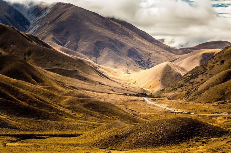 0 MOST SCENIC ROADS IN NEW ZEALAND - South Island