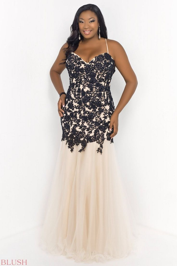 cheap plus size prom dresses super feminine gorgeous plus size girl google search 5678