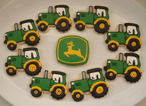 john deere cookie cutter | John Deere | Flickr - Photo Sharing!