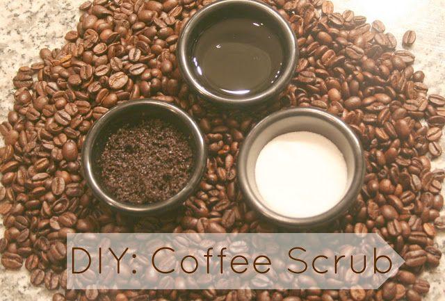 Zelfs koffie prut heeft nog een functie :) #scrub