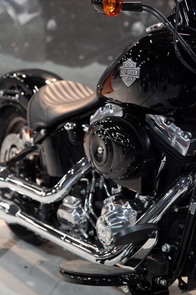 Harley Davidson 2013 Softail Slim