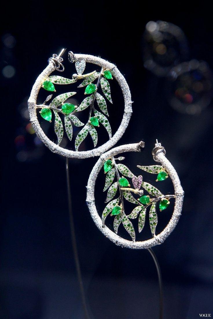 Anna Hu Banbu earrings